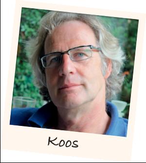 Uitgeverij De Fontein - Koos Meinderts