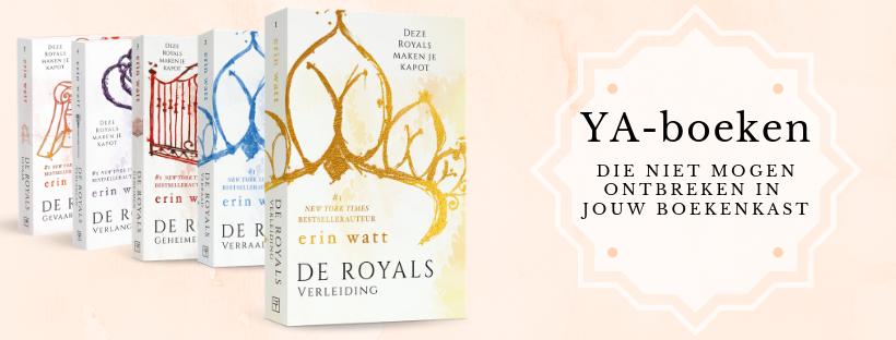 YA-boeken (1)
