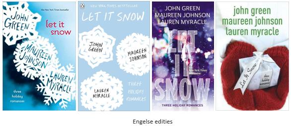 let it snow engelse covers
