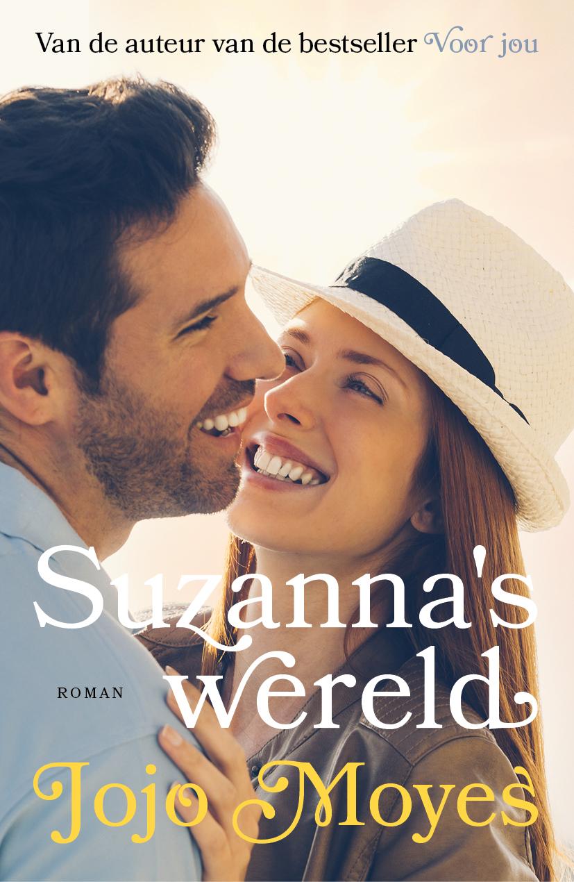 Suzanna's wereld Jojo Moyes cover