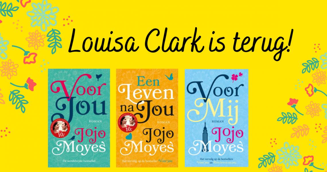 Louisa Clark is terug!