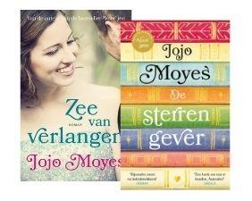 Jojo Moyes - verleden