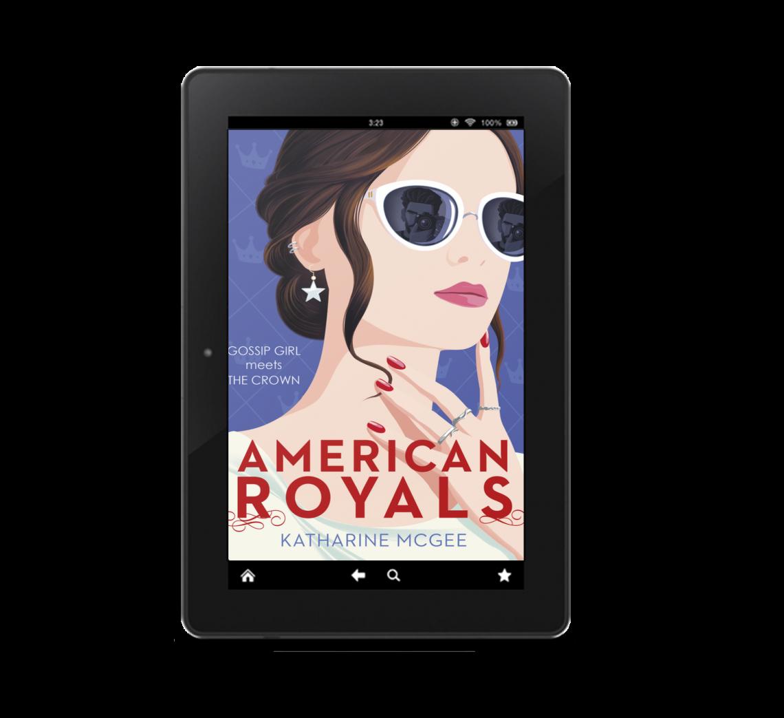 E-book American Royals