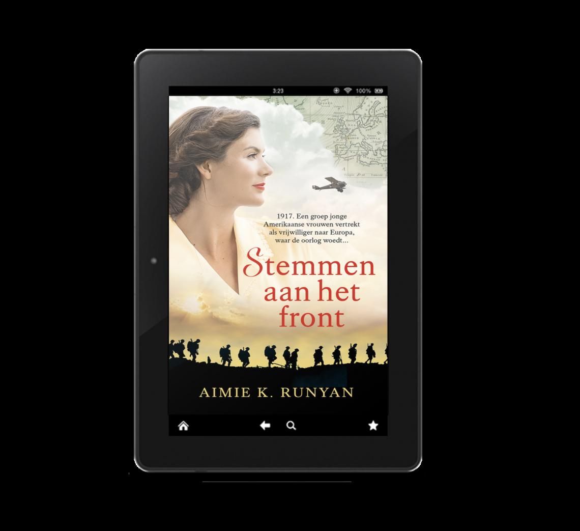 Eerste Wereldoorlog romans e-books cover Runyan