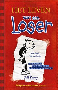 Het leven van een Loser 1 - Logboek van Bram Botermans