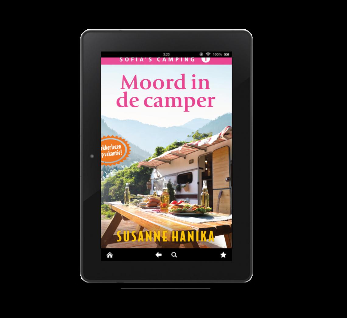 Sofia's Camping 1 - Moord in de camper