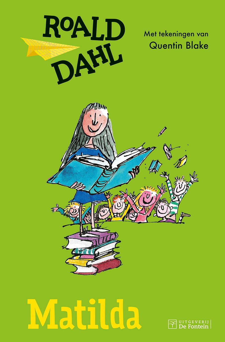 Matilda boek