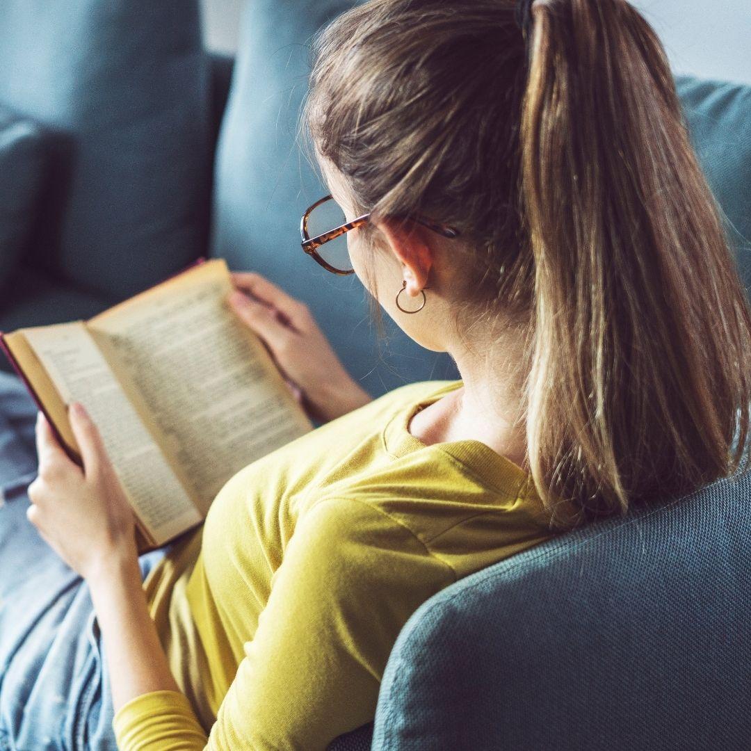 10 dingen die je herkent als je aan het lezen bent