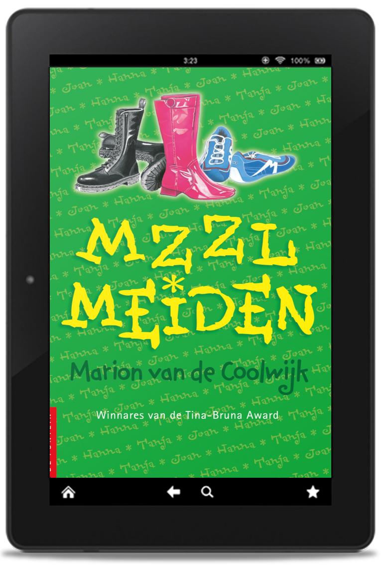 MZZLmeiden - Marion van de Coolwijk