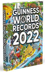 Guinness World Records boek cover