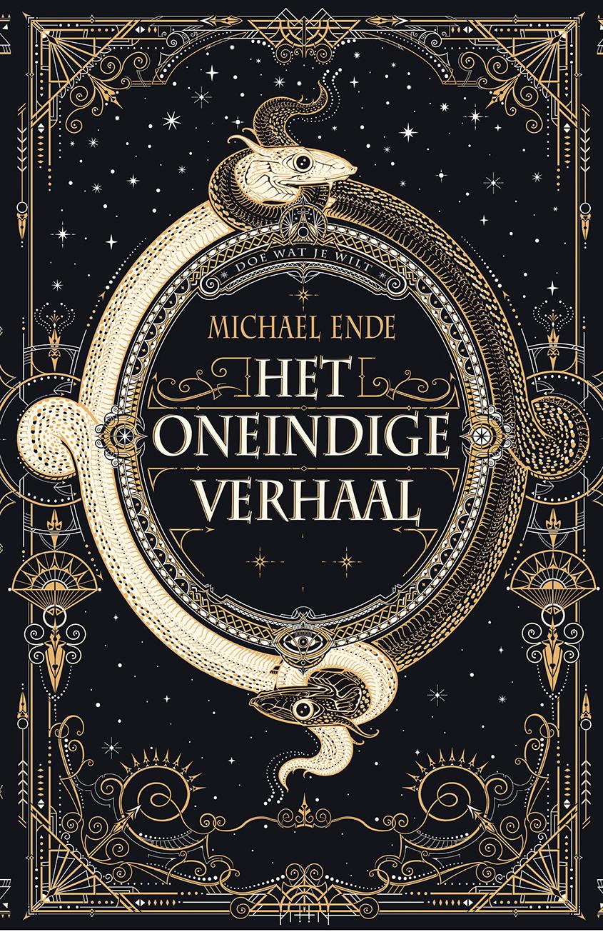 Het oneindige verhaal - Michael Ende