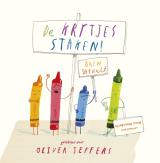 De krijtjes staken - Oliver Jeffers