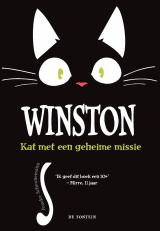 Winston 1 - Kat met een geheime missie - Frauke Scheunemann