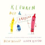 Kleuren met de krijtjes - Oliver Jeffers