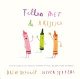 Tellen met de krijtjes - Oliver Jeffers