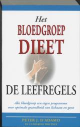 Het bloedgroepdieet - Peter D'Adamo